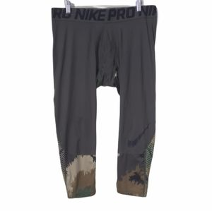Nike Pro Hypercool Compression ¾ Tights - Men's